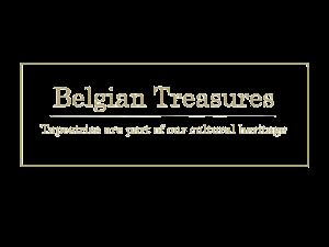 Logo Belgian Treasures Gent - tevreden klant van The Baby Cries